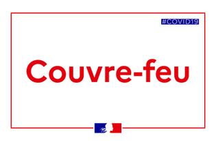 Covid-19 : Couvre-feu à 18H