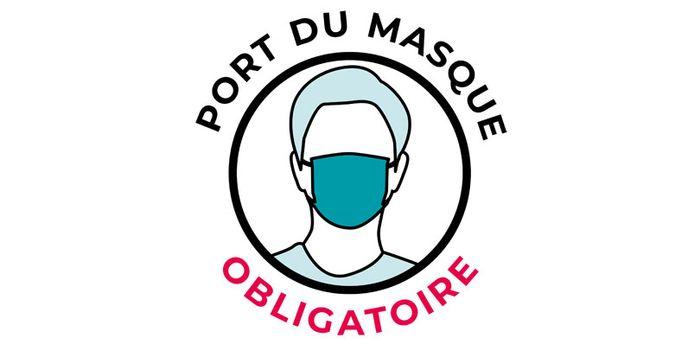 Covid-19 : Arrêté préfectoral sur le port du masque